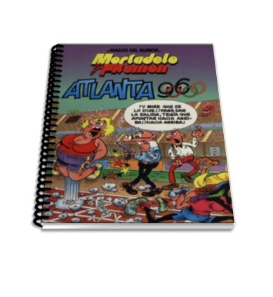 Mortadelo y Filemon - Atlanta 1996