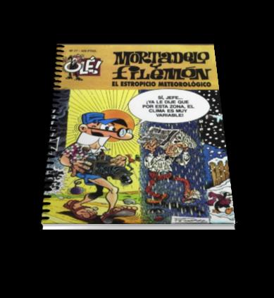 Mortadelo y Filemon - El Estropicio Metereologico