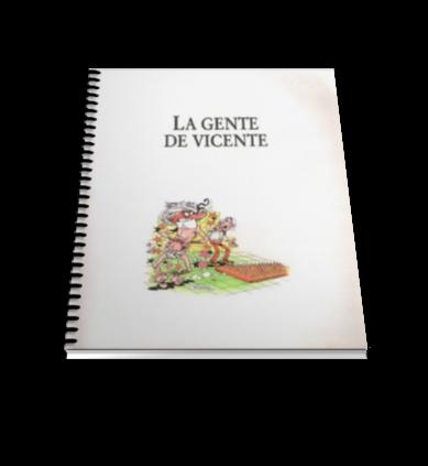 Mortadelo Y Filemon - La Gente de Vicente