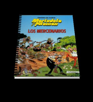 Mortadelo y Filemon - Los Mercenarios