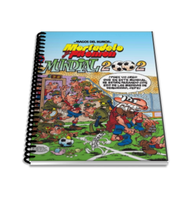 Mortadelo y Filemon - Mundial 2002