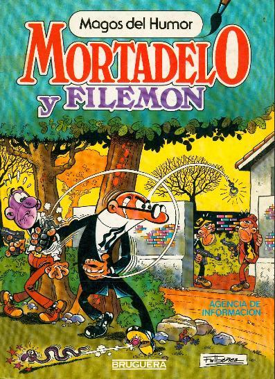 Mortadelo y Filemón Atacan de Nuevo